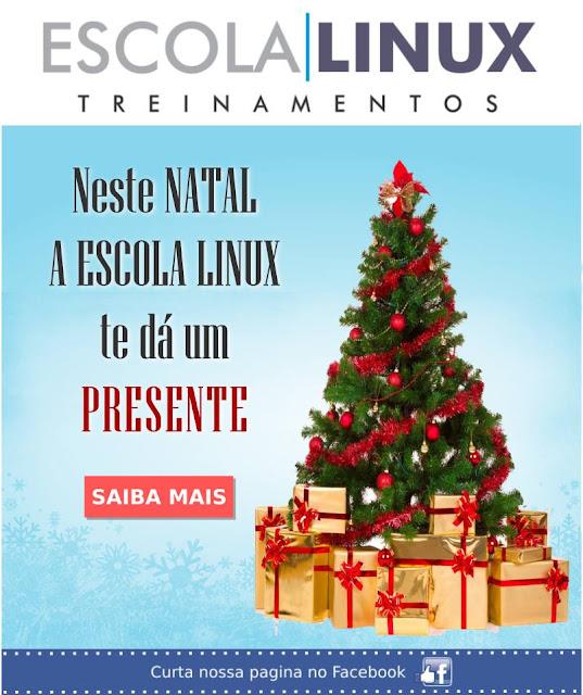 Promoção Escola Linux