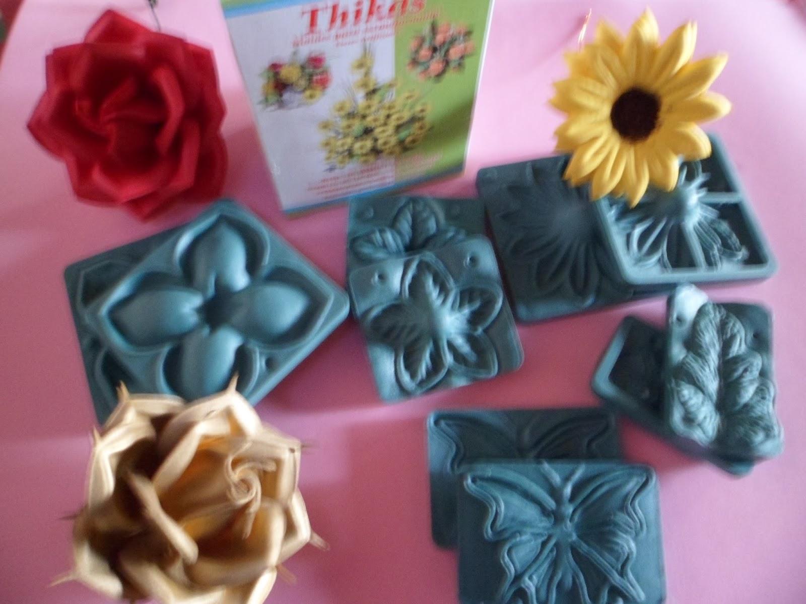 Imagenes De Flores Para Hacer En Foami - Curso de Muñecos Navideños en Foami