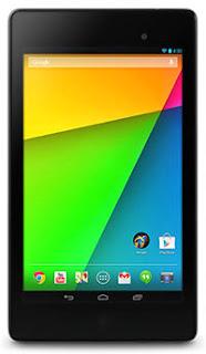 Spesifikasi Harga Asus Google Nexus 7