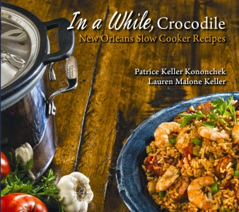 in a while crocodile slow cooker food collage