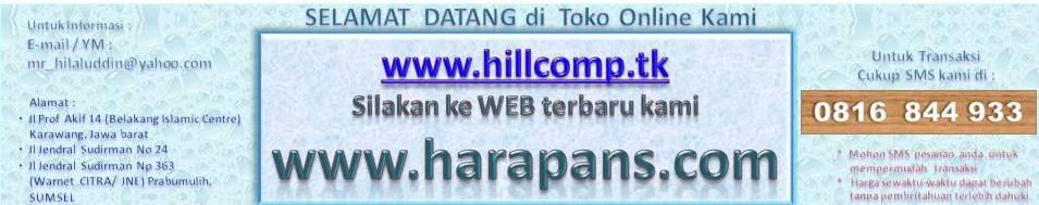 Khusus GROSIR Elektronik dan Aksesoris  (www.harapans.com Group)