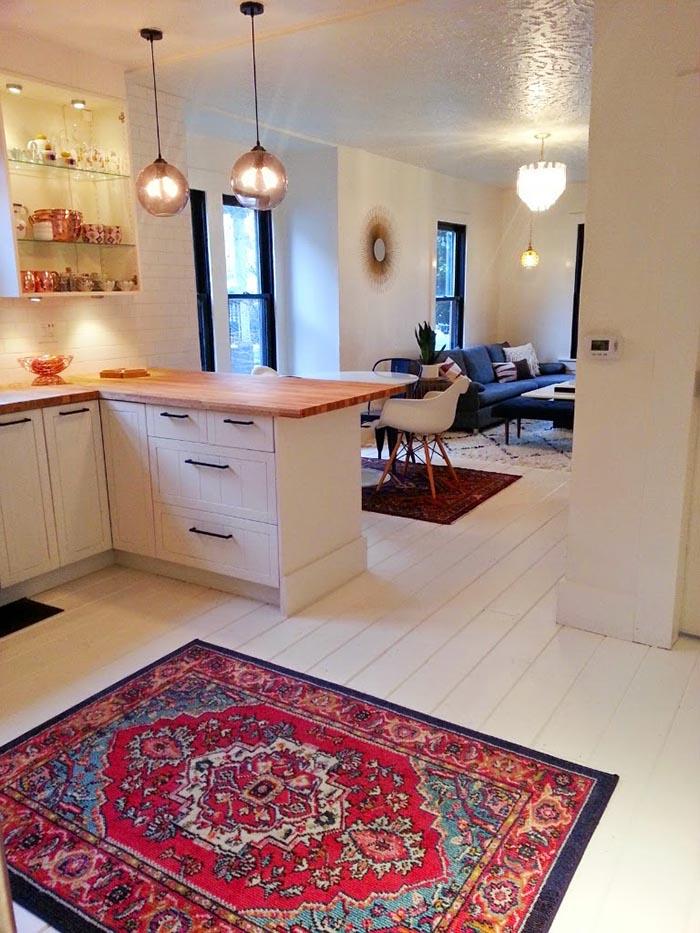 Home Decor: The Perfect Vintage Inspired Rug | Viva Fashion