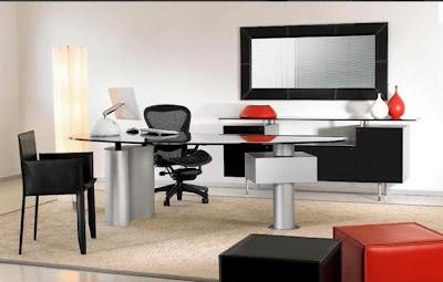 Furniture Cantik Untuk Ruang Kerja Anda 6