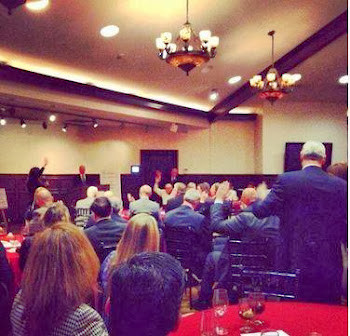 GOP Dinner Last Night in Saratoga County