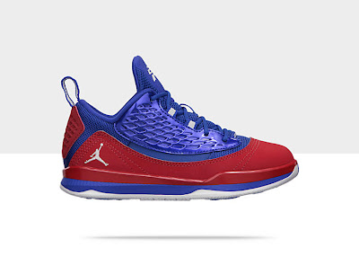 Jordan CP3.VI AE (10.5c-3y) Pre-School Boys' Basketball Shoe 580582-607