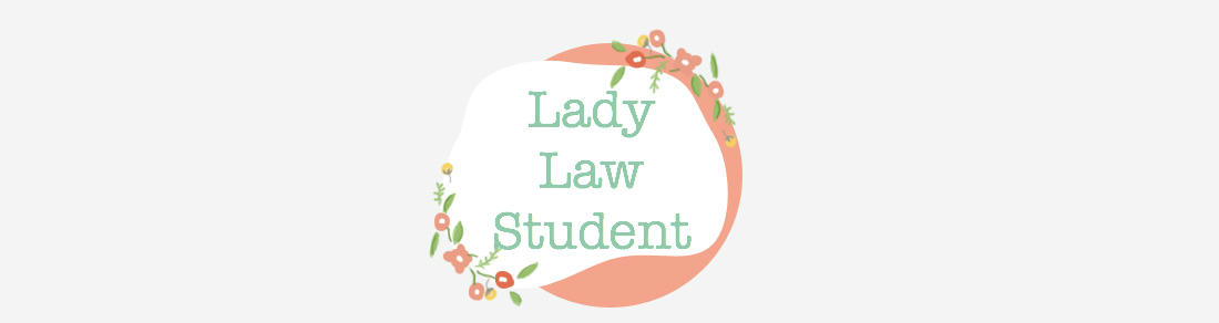 Lady Law Student