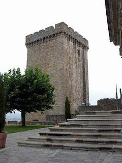 Torre del castillo de Monforte