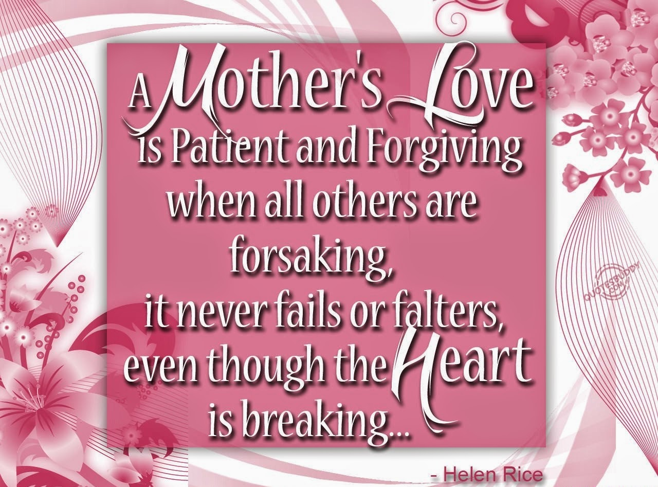 Meaning Happy Mother's Day 2015 Quotes
