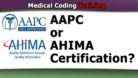 AHIMA vs AAPC, What Medical Coding Certification Test is Easier