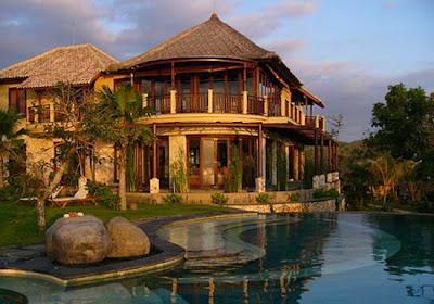 Rumah Villa Minimalis