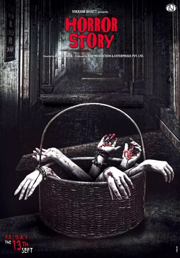 Watch Horror Story (2013) Hindi DVDRip Full Movie Watch Online