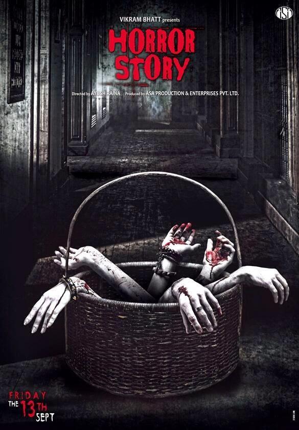 Watch Horror Story (2013) Hindi DVDRip Full Movie Watch Online