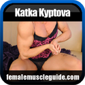 Katka Kyptova Female Bodybuilder Thumbnail Image 4