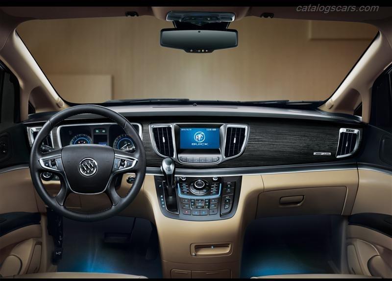 صور سيارة بويك جى ال 8 2012 - اجمل خلفيات صور عربية بويك جى ال 8 2012 - Buick GL8 Photos Buick-GL8-2011-18.jpg
