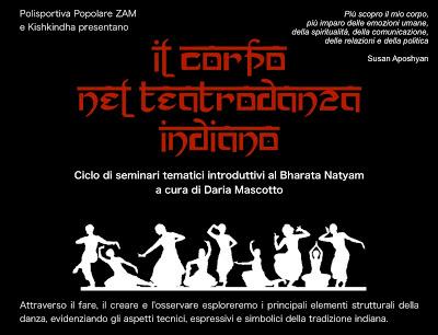 danza indiana daria mascotto
