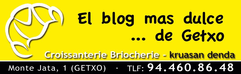 El blog más dulce de Getxo - Pan, pasteles , tartas, pantxinetas, bizcochos, roscon de reyes ...