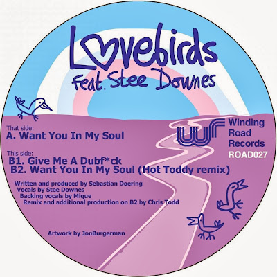 Lovebirds Feat. Stee Downes - Want You In My Soul (Matt Prehn Stripped Soul Remix)