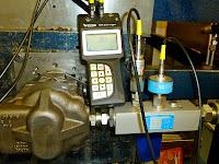 hydraulic pump testing