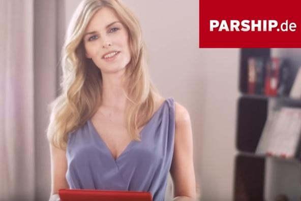 Song aus der Werbung: Parship Werbung 2015 - Bücherregal