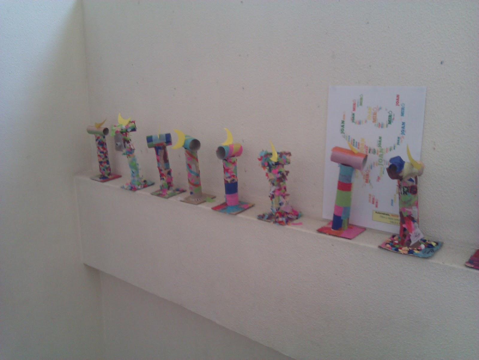 Esculturas de mir recicladas manualidades infantiles - Manualidades infantiles recicladas ...