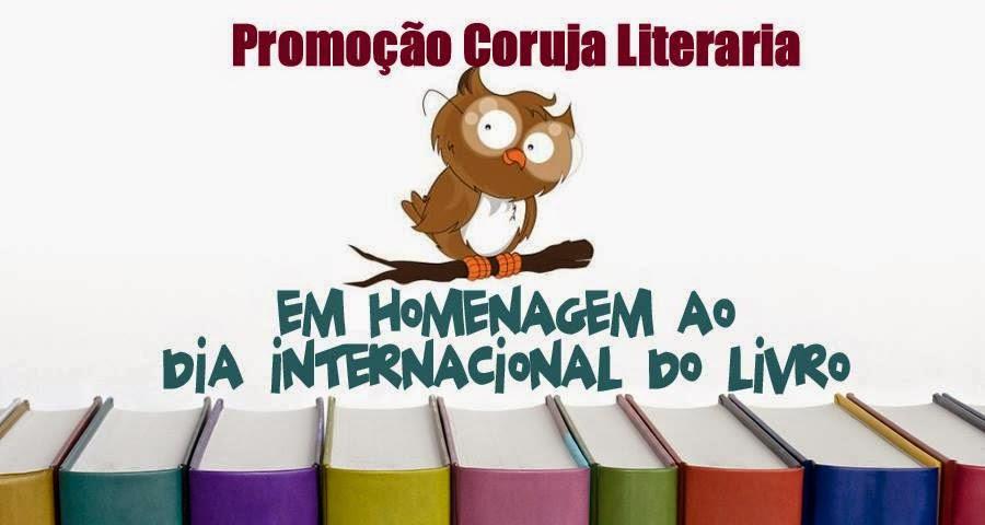 Promoção do dia internacional do livro