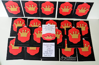 crown invitations