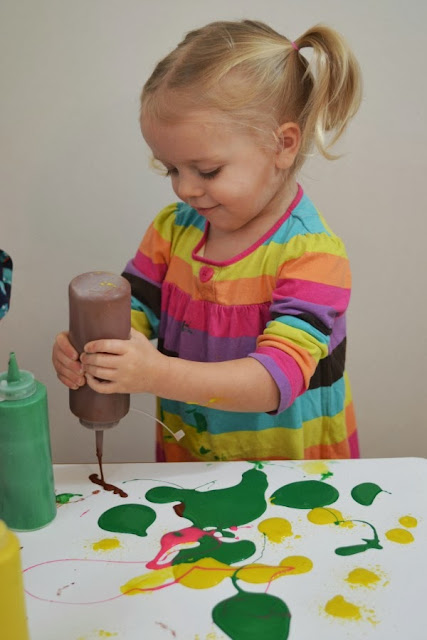 Doodle Paint Recipe for Kids