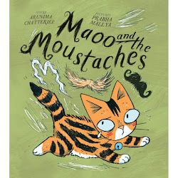 NEW! Maoo And The Moustaches