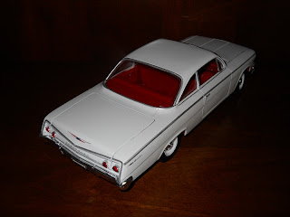 Maisto model 1962 Chevrolet Bel Air Sedan 1:18 diecast
