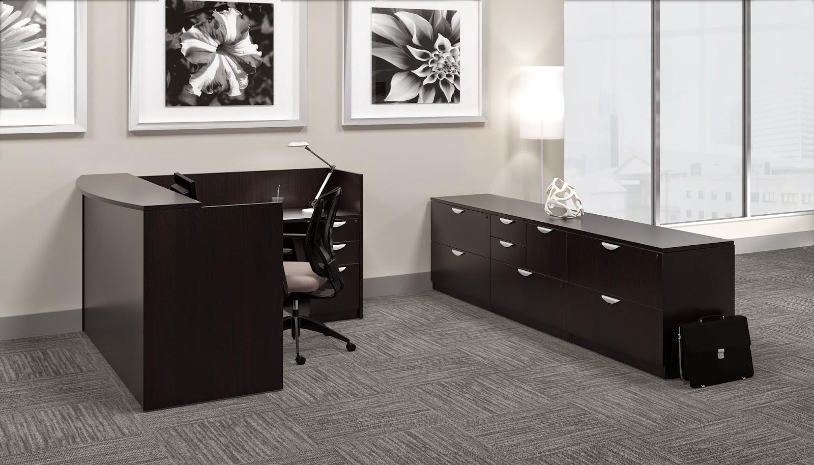 Offices To Go Reception Desks
