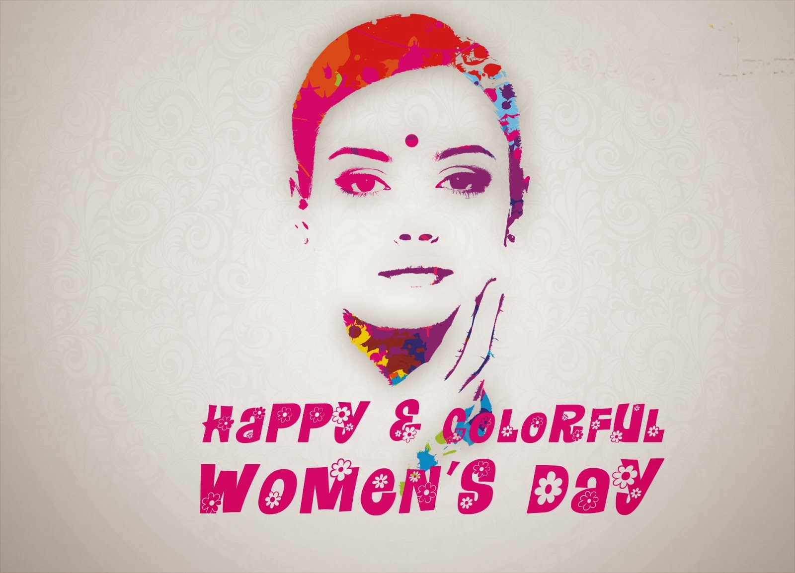 Happy Women Day 2015 Images