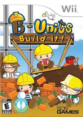 B-Units: Build it! Wii