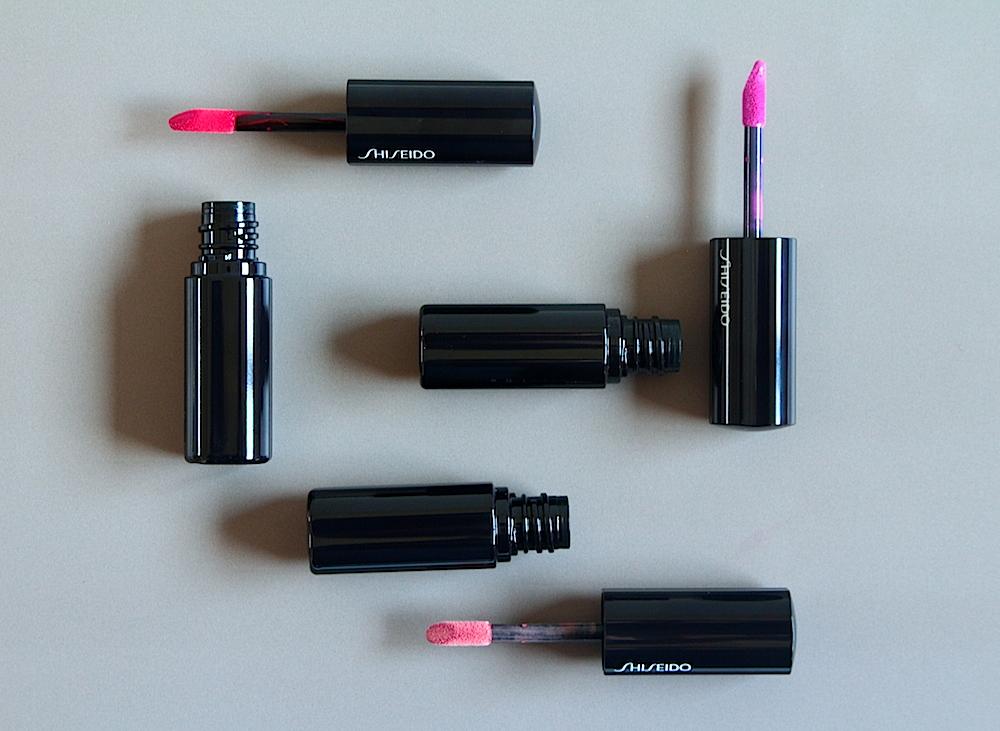 shiseido laque de rouge avis test