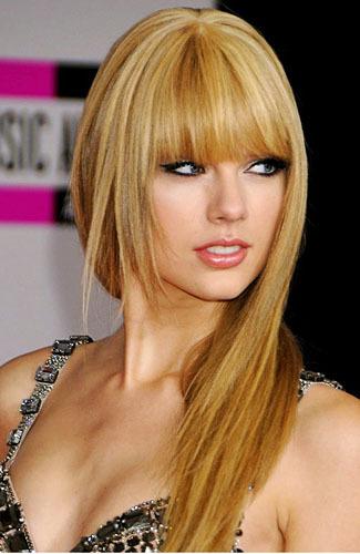 model gaya rambut lurus