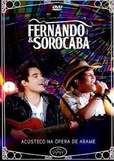 Download Fernando & Sorocaba   Acústico na Ópera de Arame baixar