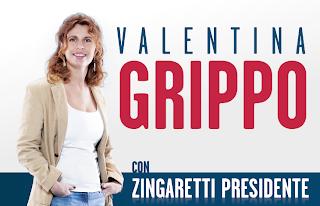Valentina Grippo - Il tuo voto, Vale!