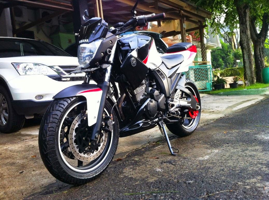 Kumpulan Modifikasi Motor Yahama Scorpio Terbaru