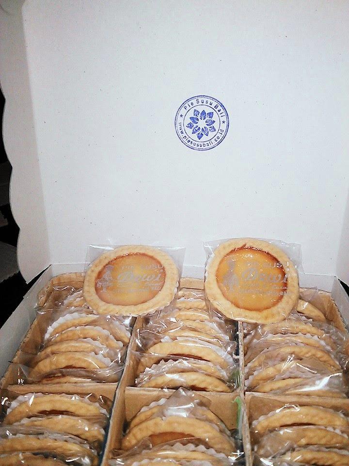 Jual Pie Susu Bali Enak Di Kemayoran