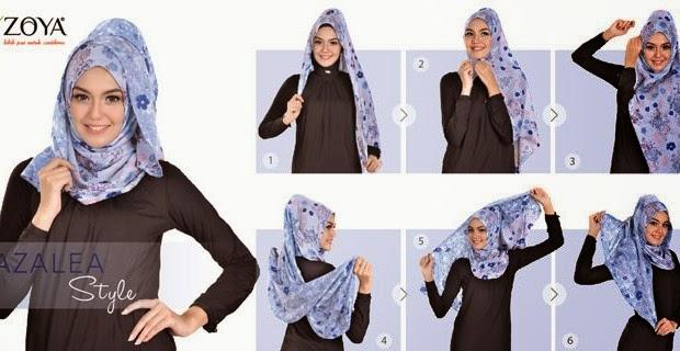 Cara berhijab Simple - Berhijab telah menjadi fashion tersendiri bagi ...