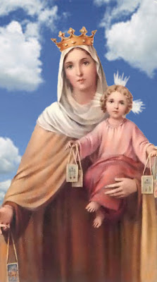 IMG OUR LADY of Mount Carmel