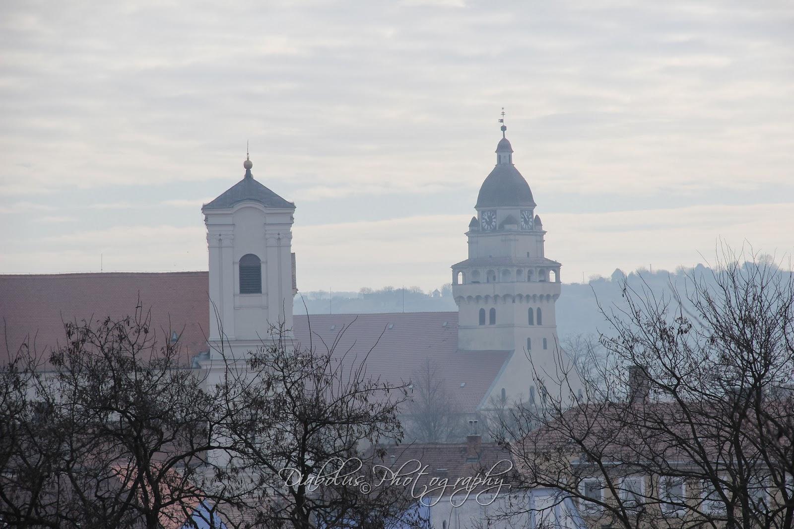 Jezuitský klášter a evangelický kostel Sv. Michala