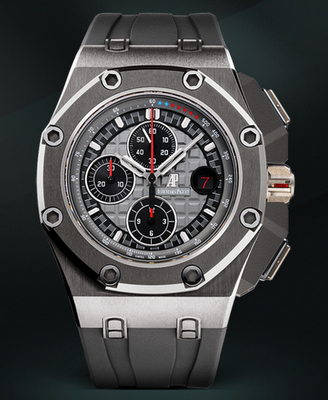 AUDEMARS PIGUET ROYAK OAK OFFSHORE MICHAEL SCHUMACHER