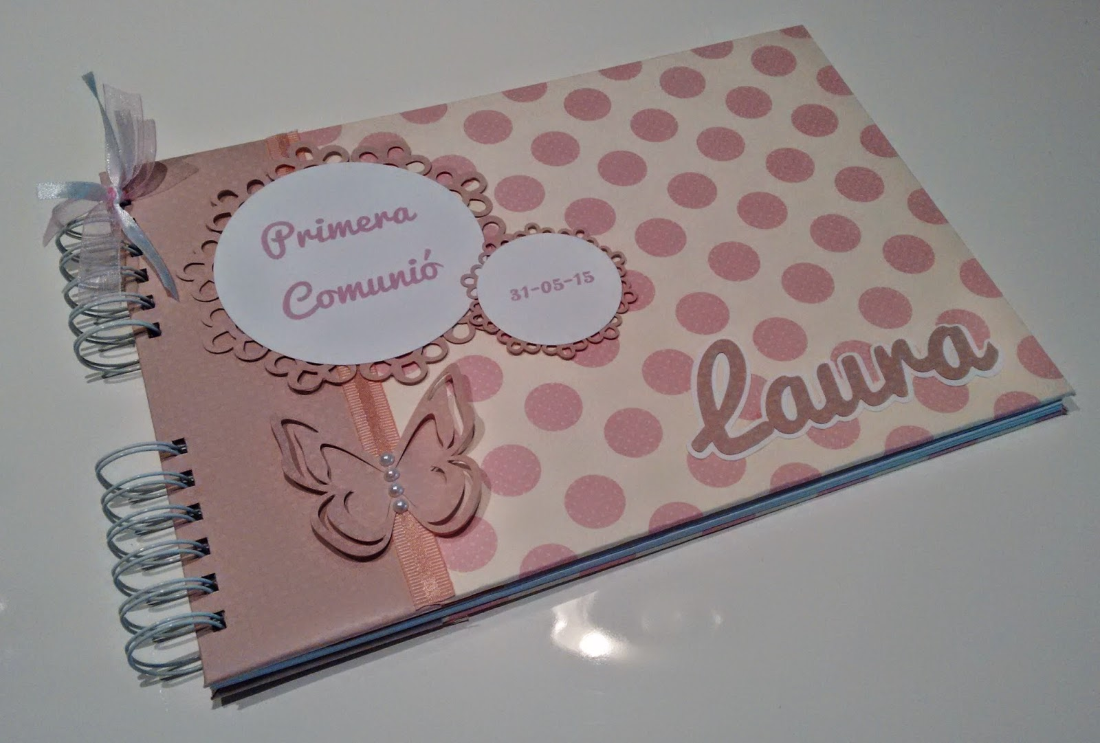 Somnisdscrap libro de firmas laura for Interior libro de firmas comunion