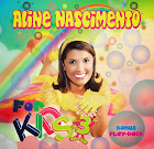 CD  Aline Nascimento For Kids - Volume 3