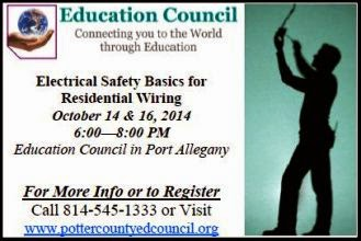 Electrical Safety Residential.....................#1013
