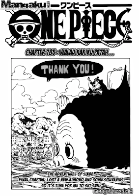 Cover One Piece 785