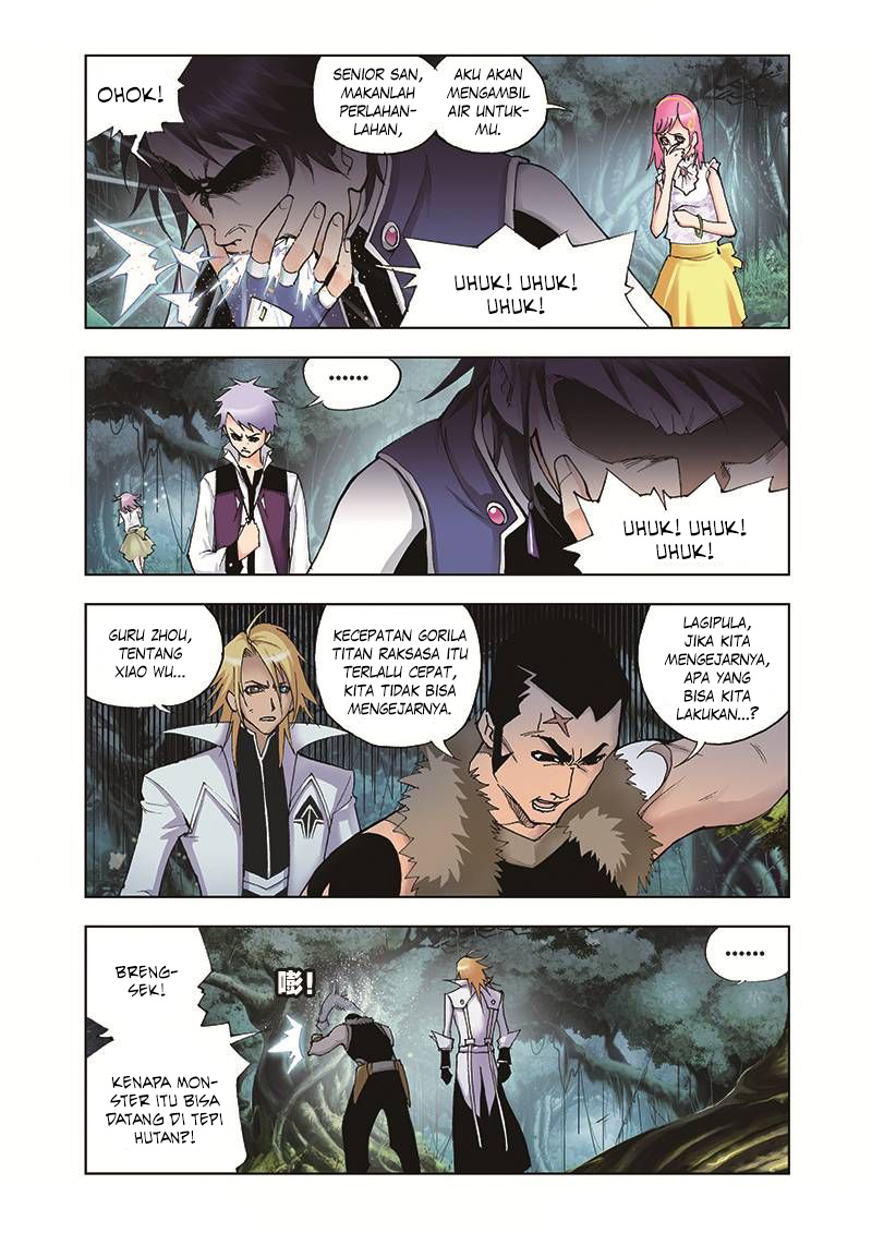 Soul Land Chapter 28