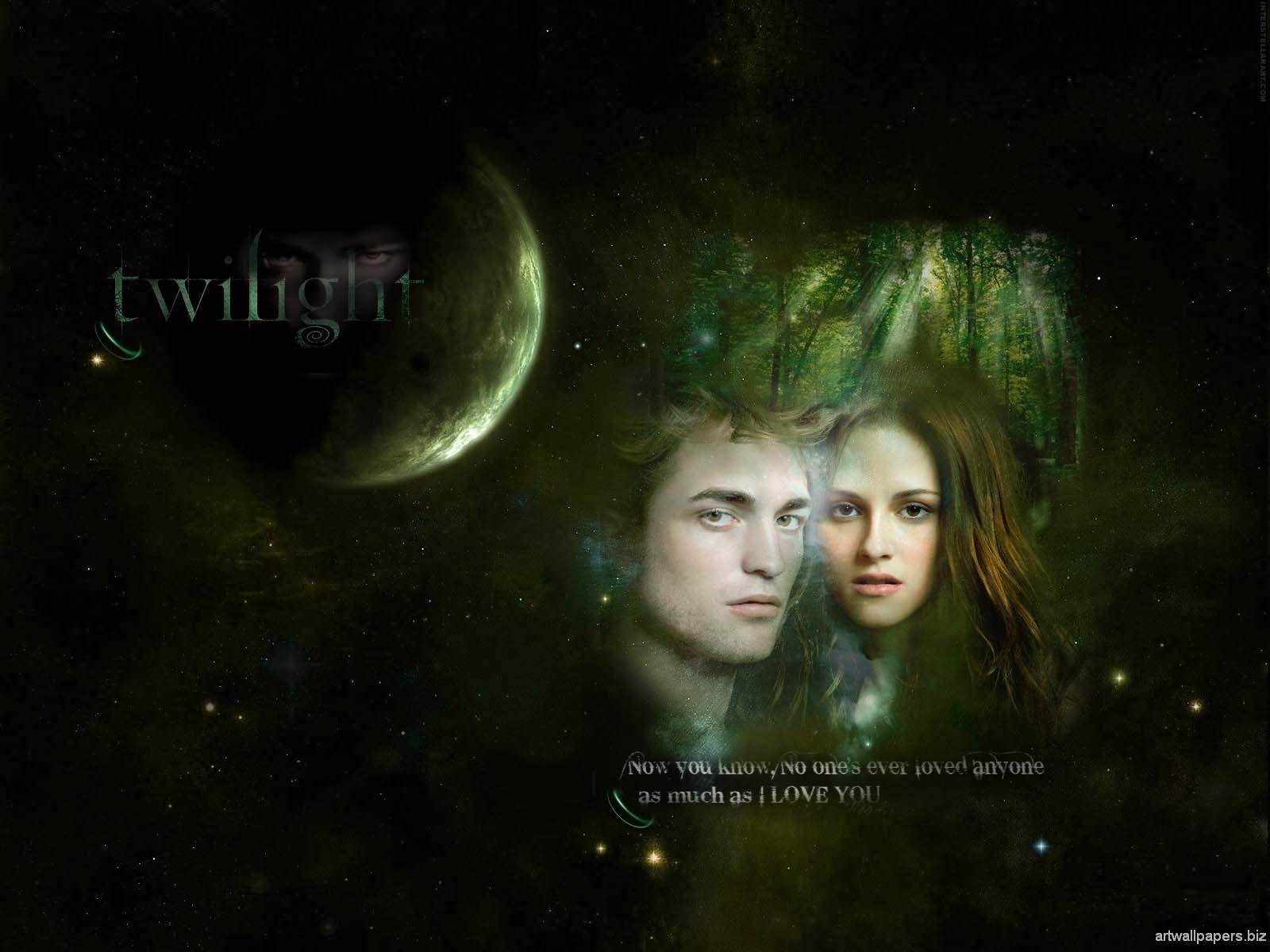 the twilight saga wallpaper