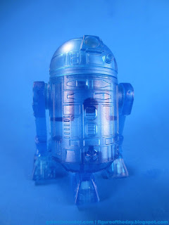 Holographic R2-D2 (Droid Factory 2015)