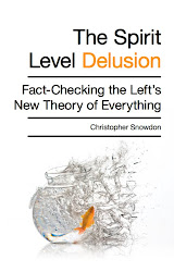 The Spirit Level delusion now available on the kindle